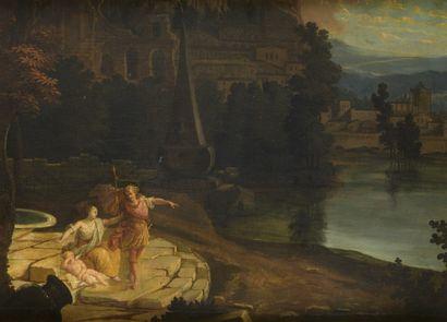 Attribué à Gabriel ALLEGRAIN (1679-1748)...