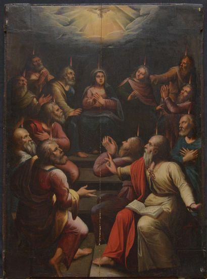 École FLAMANDE vers 1600, d'après Domenico...