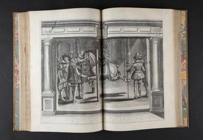 PLUVINEL (Antoine de). L'Instrvction dv Roy,...