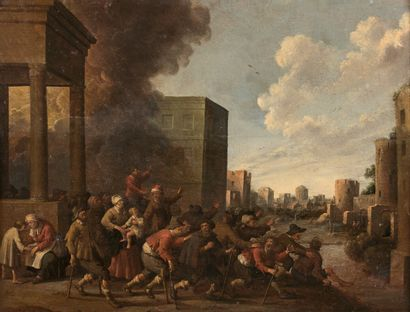 Joost Cornelisz DROOCHSLOOT (Utrecht 1586-1666)...
