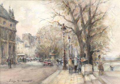 Georges Dominique ROUAULT (1904- 2002)  Les...