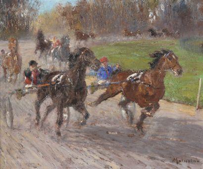 Louis-Ferdinand MALESPINA (1874-1940)  Course...