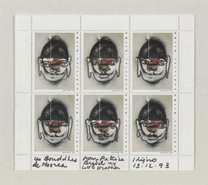 Ladislas KIJNO (1921-2012)  Suite de six...