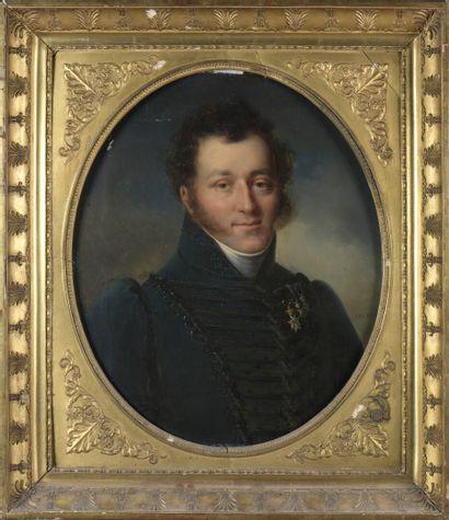 François Joseph KINSON (Bruges 1770-1839)...