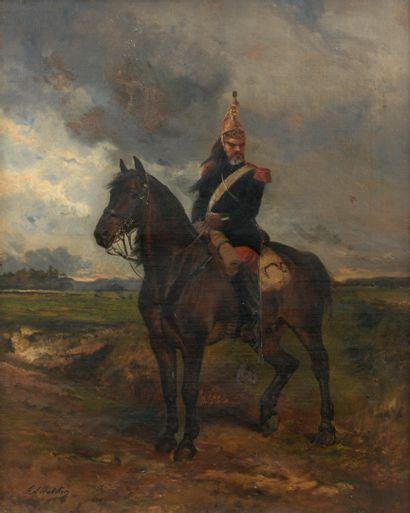 James Alexander WALKER (1831-1898)  Dragon...