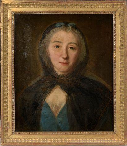 École FRANÇAISE vers 1760  Dans le goût de...