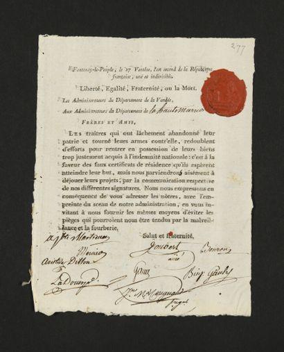 ANCIEN RÉGIME. 9 L.S. ou P.S., 1721-1794....