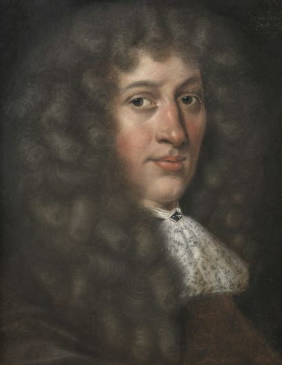 Isaac Van WESSEL (vers 1670 - 1736) Portrait...