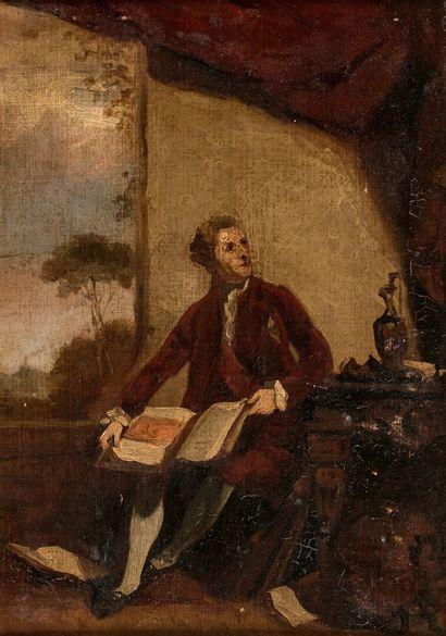 École ANGLAISE vers 1800, suiveur de REYNOLDS...