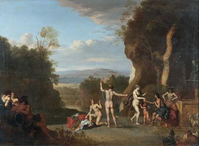 Daniel VERTANGEN (vers 1598- vers 1681)  Le...