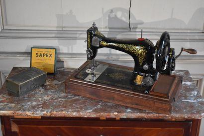 Machine à coudre Singer, XXe siècle