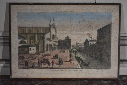 D'après Louis Gabriel I MOREAU (1740-1806)...
