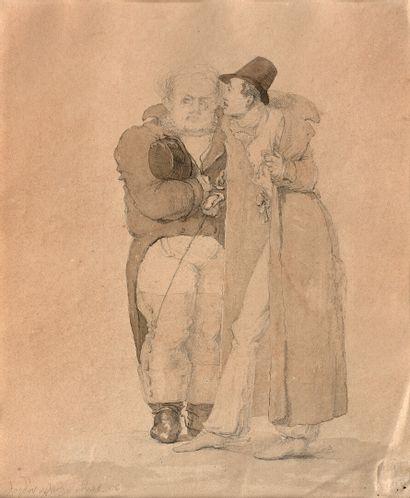 École de l'EST du début du XIXe siècle  Deux...