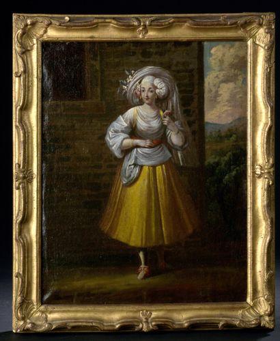 Jean-Baptiste van MOUR (1671-1737)  Un pacha...