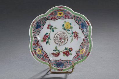 Chine, période Qianlong (1736-1795) Une...