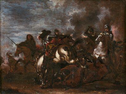 Attribué à Antonio CALZA (Vérone 1653-1725)...