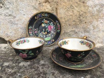 Stone Copeland, XIXe siècle  Service à thé...