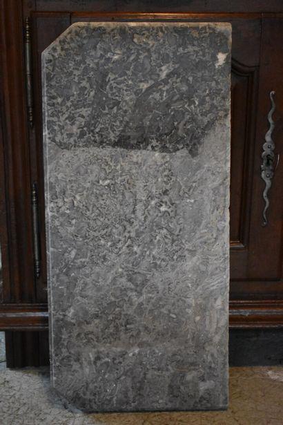 Marbre Gris de Saint Anne, XVIIIe siècle...