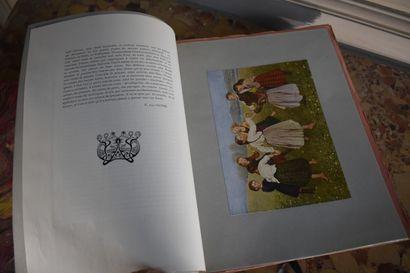 L'ART ET LA COULEUR, LES MAITRES CONTEMPORAINS  Du numéro 1 (1907) à 8 (1914)  8...