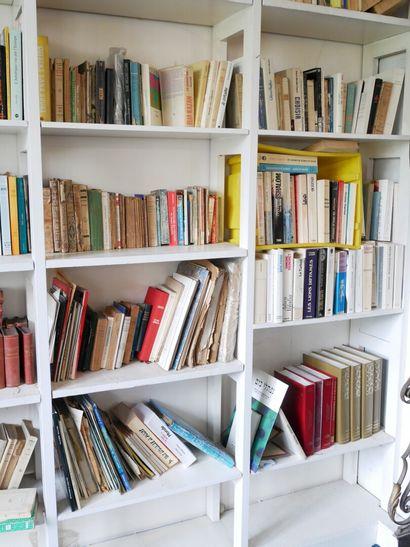 3ème étage  Lot de livres divers (voyage,...