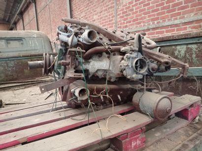 Moteur Ford V8