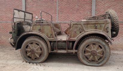 Tracteur d'artillerie SPA, modèle TM 40 de...