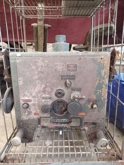 Calculateur de tir pour batterie anti-aérienne,...