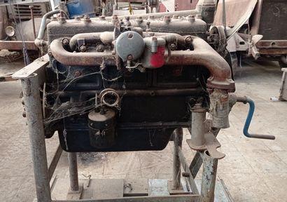 Moteur Van Wanderer, 6 cylindres type W20,...