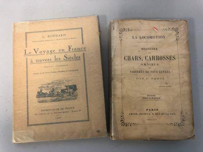 Histoire de chars, carrosses, omnibus, par...