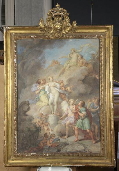 Attribué à Jacques CHARLIER (1720-1790)