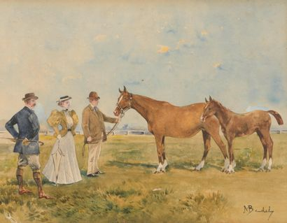 Maurice BEDEL (XIXe siècle)