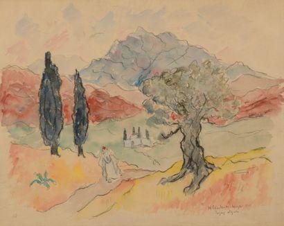 Maurice CONSTANTIN-WEYER (1881-1964)