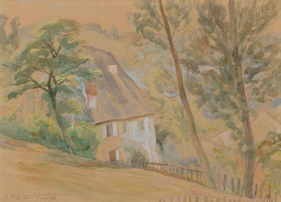Louis SOGNOT (1892-1969)