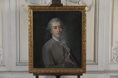Ecole française de la fin du XVIII/début...