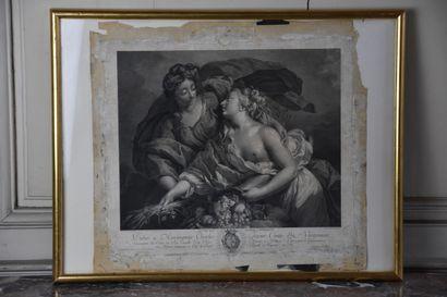 D'après Louise Elizabeth Le Brun (1755-1842),...