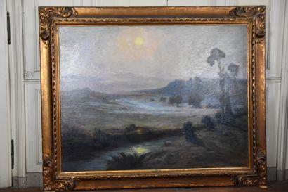 René ANDREAU (Paris 1870 - Semur-en-Auxois...