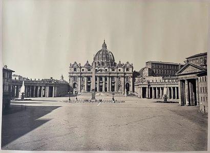 Giuseppe Ninci (1823-1890)  Place St Pierre...