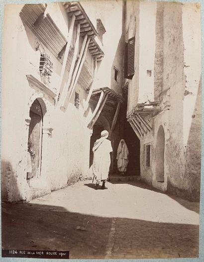 Jean Geiser, La Casbah d'Alger, 5 épreuves...