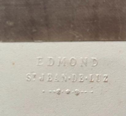 Edmond Laliman de Labrador (1821-c. 1875)  Maison de lfInfante, Palais venitien...