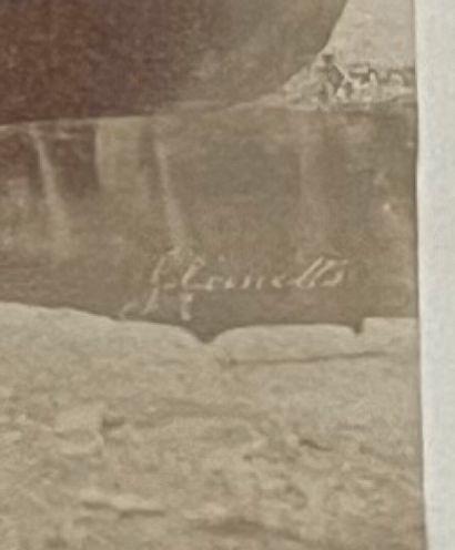 Giuseppe Cimetta (Messrs Cimetta)  Gondole  Venise, vers 1855  Épreuve sur papier...