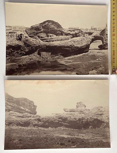Farnham Maxwell-Lyte (1828-1906, attr.)  Etudes...