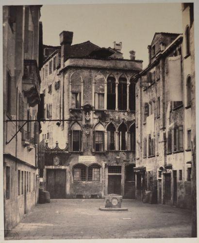 Attribué à Antonio Perini (1830-1879)  Campo...