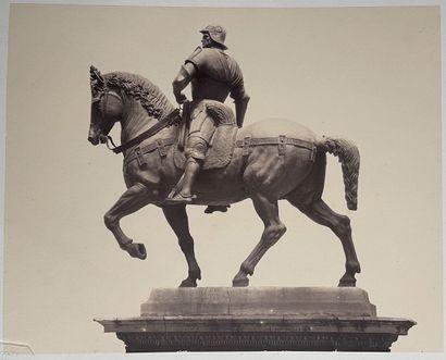 Domenico Bresolin (1813-1900, attr.)  Statue...