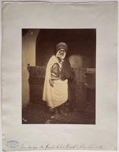 Jean-Baptiste Antoine Alary (1811-1899) et Julie Geiser (1808-1874)  Portrait du...