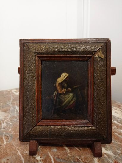 Travail francais dans le gout de Chardin...