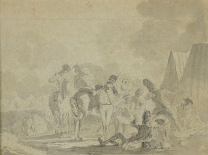 École FRANÇAISEde la fin du XVIIIe siècle...
