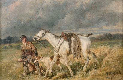 Nicolas SWERTSCHKOFF (1817-1898)  Retour...