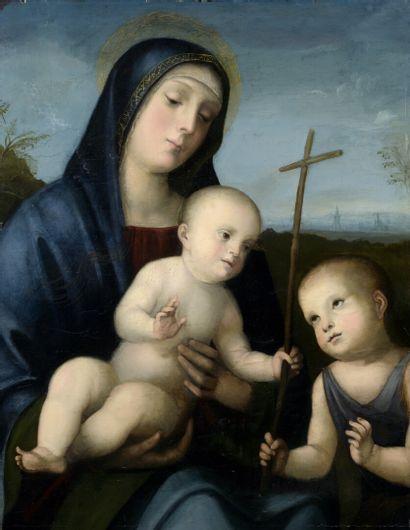 Ecole EMILIENNE vers 1520, atelier de Francesco...
