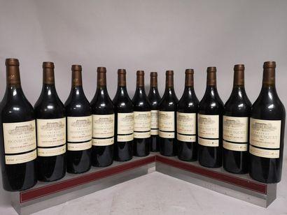 12 bouteilles Château MONBOUSQUET - Grand...