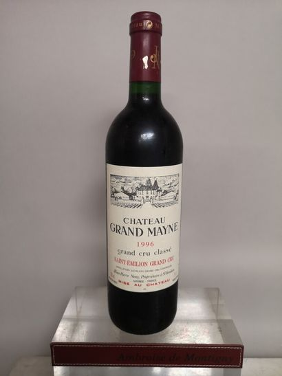 1 bouteille Château GRAND MAYNE - Cru Classé...